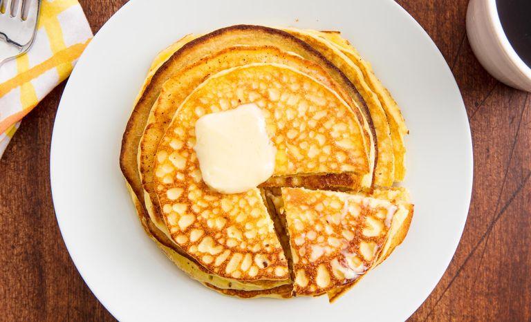 Tortitas Keto
