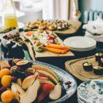 Cinco beneficios para la  salud de una alimentación sana